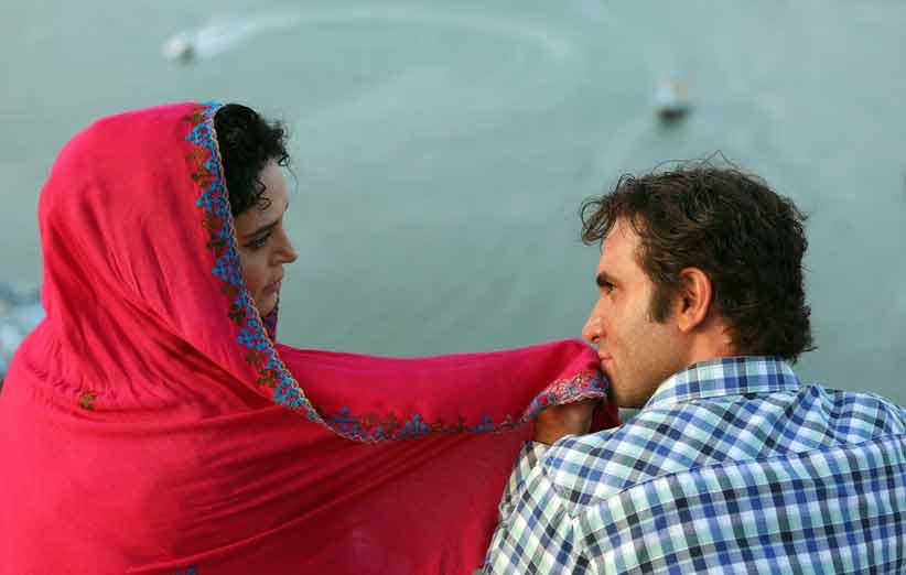 فیلم عاشقانه ایرانی شبی که ماه کامل شد