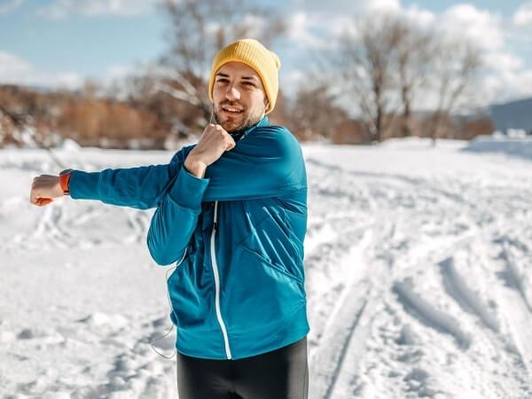 کاپشن ورزشی مردانه