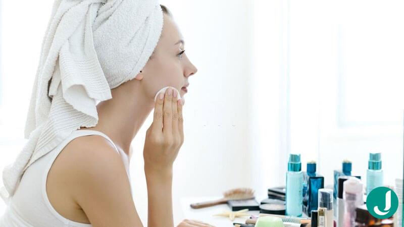 پاککنندههای صورت