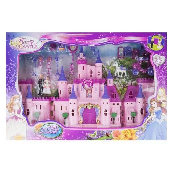 خانه عروسک مدل Beauty Castele 2959