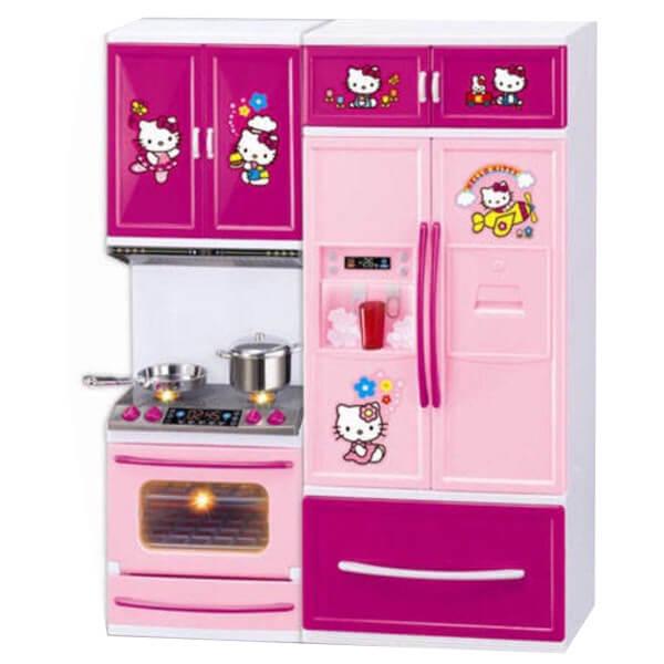 ست اسباب بازی آشپزخانه مدل 89211