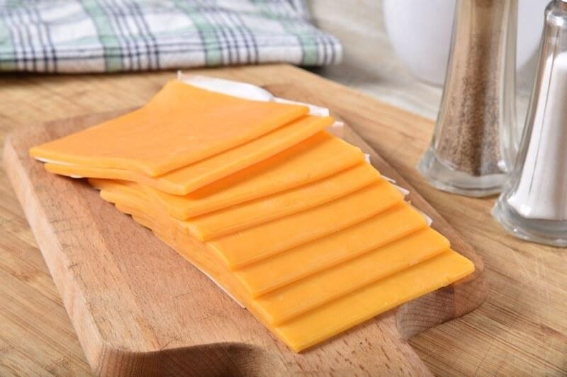 موارد استفاده پنیر چدار