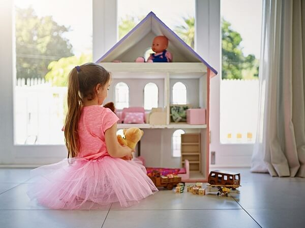 خرید خانه عروسک