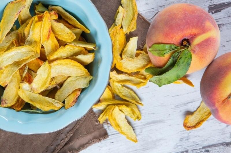 روش های خشک کردن میوه