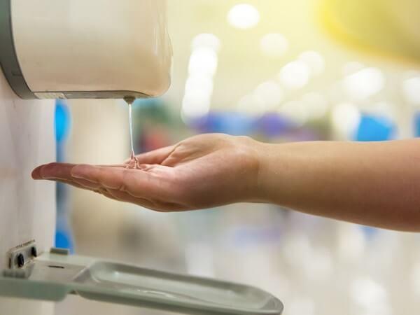 دستگاه ضد عفونی کننده اتوماتیک دست