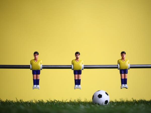 خرید فوتبال دستی