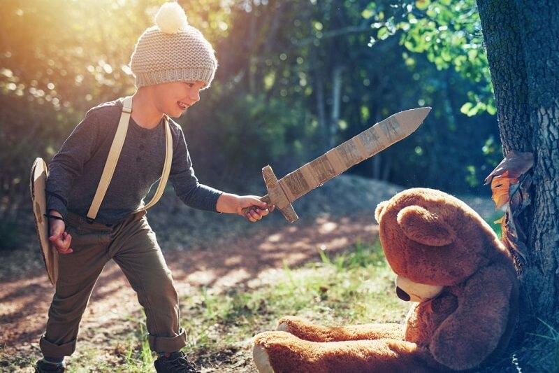 خرید اسباب بازی شمشیر